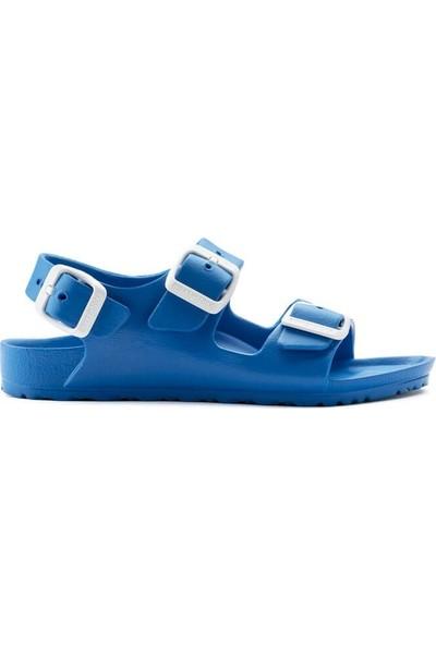 Birkenstock 1009355 Çocuk Casual Sandalet Mavı
