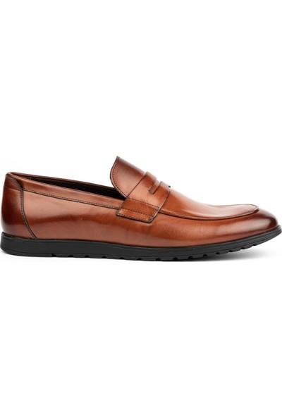New Bota Erkek Taba Comfort Ayakkabı 10129-1622