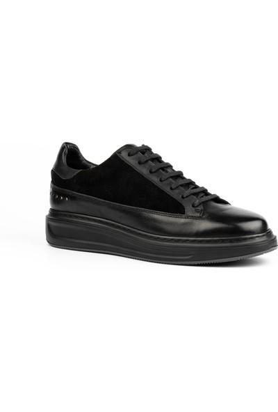 New Bota Erkek Siyah Sneaker 10403-727