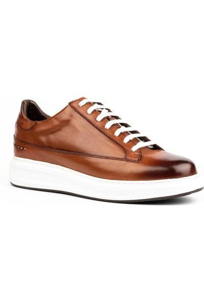 New Bota Erkek Kahve Sneaker 10403-1622