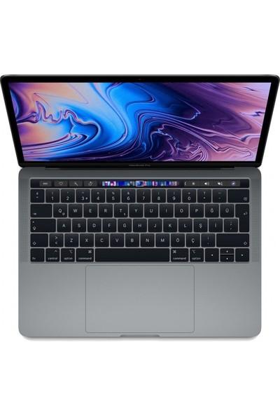 """Apple MacBook Pro Touchbar Intel Core i5 8250U 8GB 128GB SSD 13.3"""" macOS Taşınabilir Bilgisayar MUHN2TU/A"""