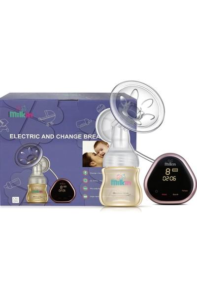 Milk İn Ebp940 Elektrikli Göğüs Pompası - Şarjlı Göğüs Pompası - Süt Pompası