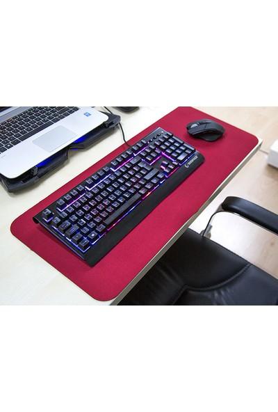 Addison 300271 Kırmızı Oyuncu Uzun Mouse Pad