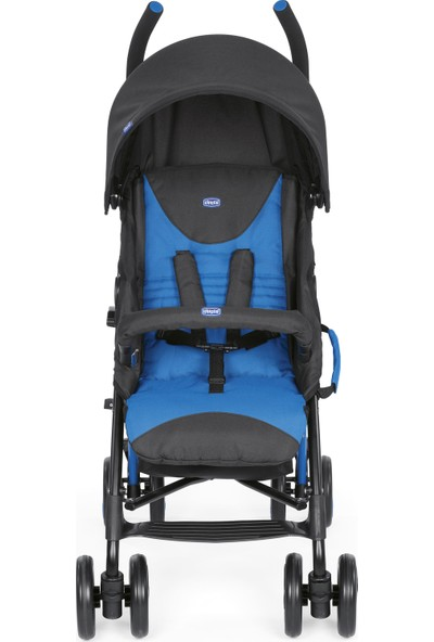 Chicco Echo W/BB Baston Bebek Arabası Blue
