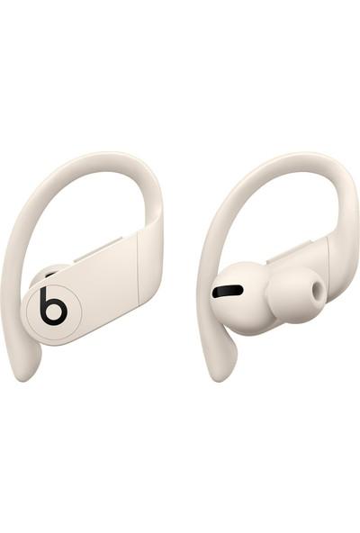 Beats Powerbeats Pro - Totally Wireless Kulak İçi Kablosuz Bluetooth Kulaklık - Krem (MV722EE/A)