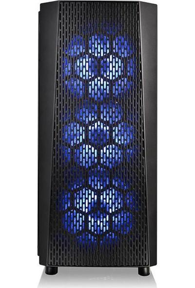 Thermaltake Versa J24 650W 80+ Rgb Fanlı Mesh Panel Oyuncu Kasası CA-3L7-65M1WE-00