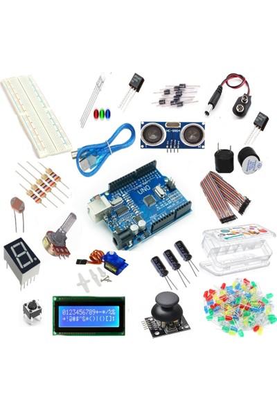 Maker Arduino Kodlama Öğrenci Seti Kutulu