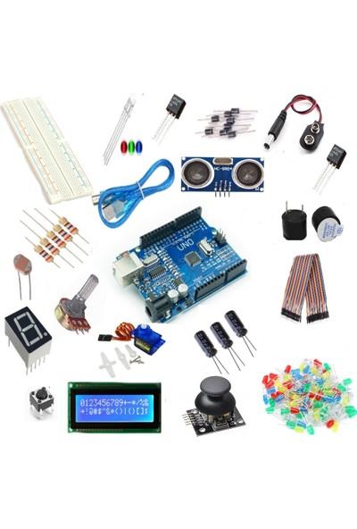 Maker Arduino Robotik Kodlama Öğrenci Seti