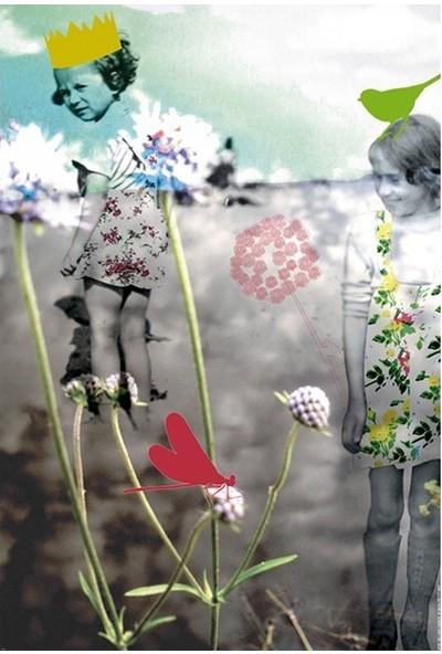 Mon Petit Art Poster A La Plage