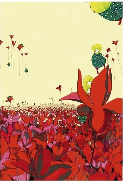 Mon Petit Art Poster Champs Fleur