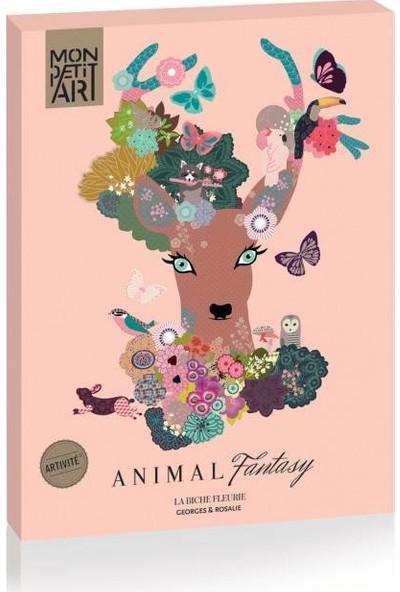 Mon Petit Art Animal Fantasy Dekorasyon Kiti