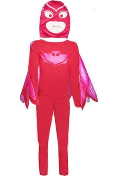 Janjan Kostüm Pijamaskeliler Kedi Çocuk Kostümü