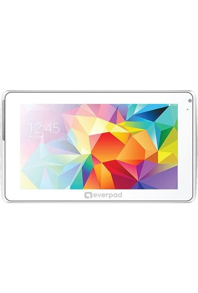Everest Everpad R706 8GB 7'' Tablet Beyaz