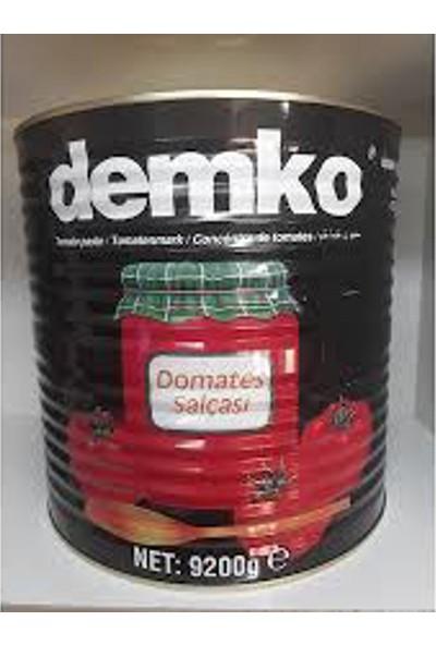 Demko Domates Salçası 9200 gr