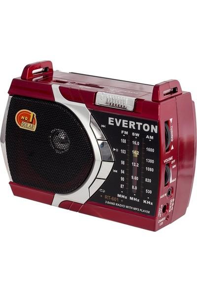 Everton RT-601 USB/SD/FM 3 Band Müzik Kutusu