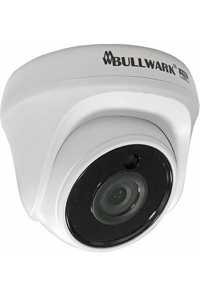 Bullwark Blw IR1190 FHD 2Mp 4 in1 3.6 mm Sabit Lens Dome Güvenlik Kamerası