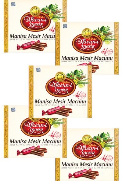 Macun-i Mesir Manisa Mesir Macunu Special Kutu 195 gr 5'li