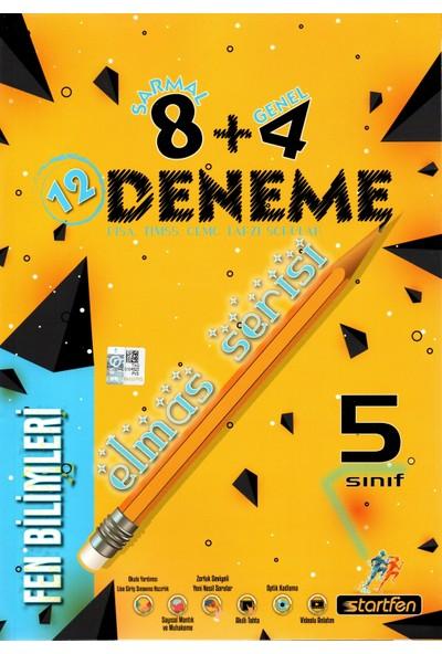 Startfen Yayınları 5. Sınıf Fen Bilimleri 8 + 4 Elmas Serisi Deneme