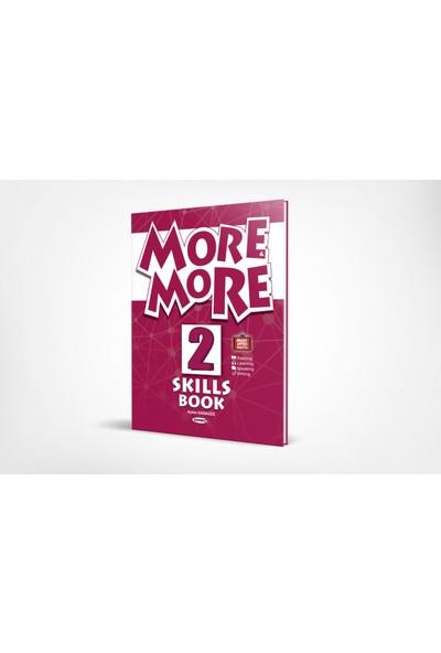 Kurmay Yayınları Elt More And More Skills Book 2