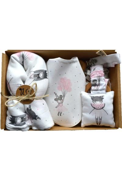 Asu Baby&Kids Fairy Organik Müslinli Bebek Kiti