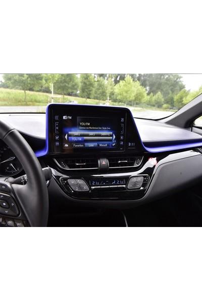 Cayka Toyota C-Hr 2016 / 2018 Model Navigasyon Nano Ekran Koruyucu