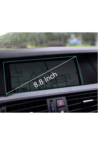 """Cayka BMW 5 Serisi F07 F10 F11 F18 5 2008-2013 Model 8.8 """" Navigasyon Ekranı Nano Ekran Koruyucu"""