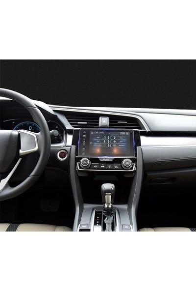 Cayka Honda Civic 10TH - 2016 / 2018 Model Navigasyon Nano Ekran Koruyucu