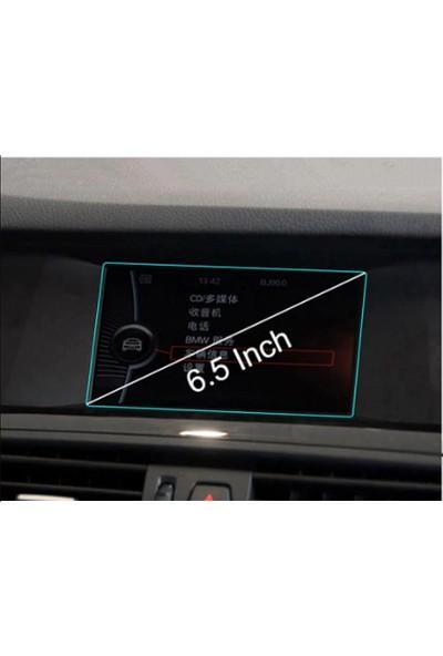 "Cayka BMW 5 Serisi F07 F10 F11 F18 - 6.5"" 2014 / 2017 "" Navigasyon Ekran Koruyucu"
