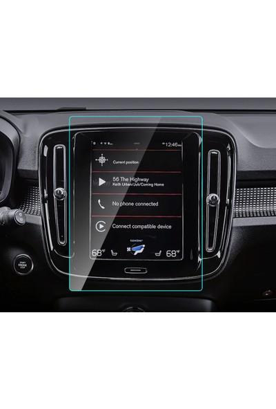 """Cayka Volvo XC90 - 2018 / 2019 8.7"""" Navigasyon Nano Ekran Koruyucu"""