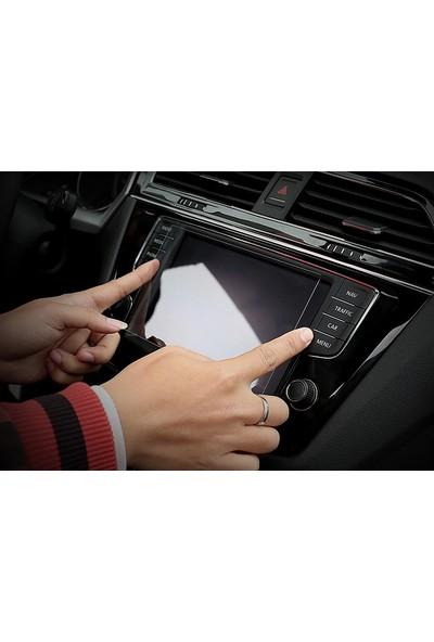 """Cayka Volkswagen Tiguan 2016 2017 Model Uyumlu 8 """" Navigasyon Nano Ekran Koruyucu"""