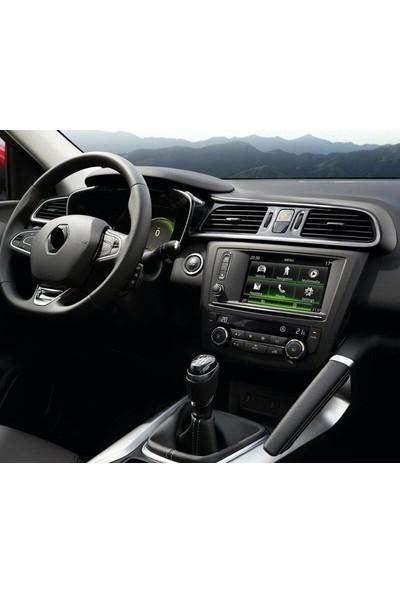 Cayka Renault Kadjar 2015 2016 2017 2018 Model Navigasyon Nano Ekran Koruyucu