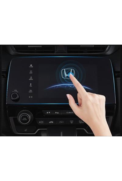 Cayka Honda Cr-V Crv 2017 2018 Model Navigasyon Nano Ekran Koruyucu