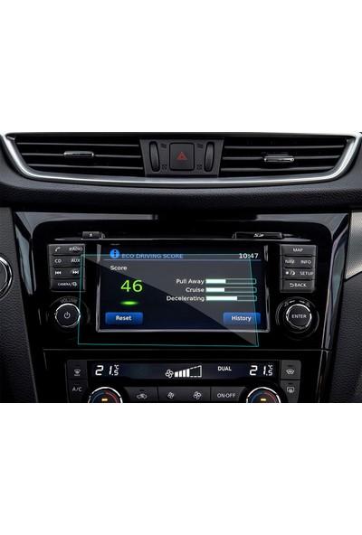 Cayka Nissan Qashqai Navigasyon Nano Ekran Koruyucu