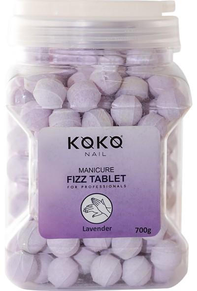 Koko Nail Manikür Suda Bekletme Tablet Lavanta 700 gr