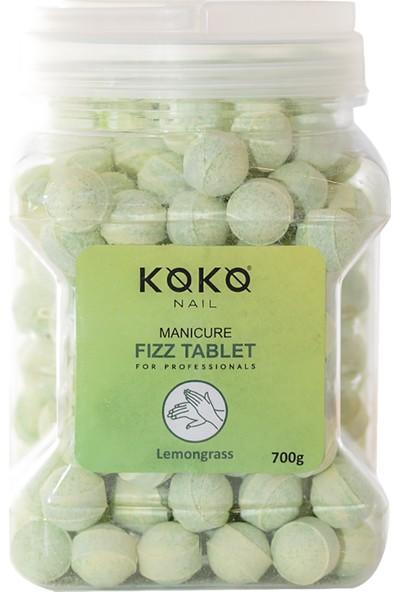Koko Nail Manikür Suda Bekletme Tablet Limon Otu 700 gr