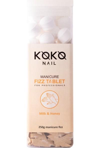 Koko Nail Manikür Suda Bekletme Tablet Süt- Bal 250 gr