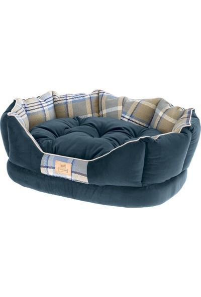 Ferplast Köpek Yatağı Lacivert