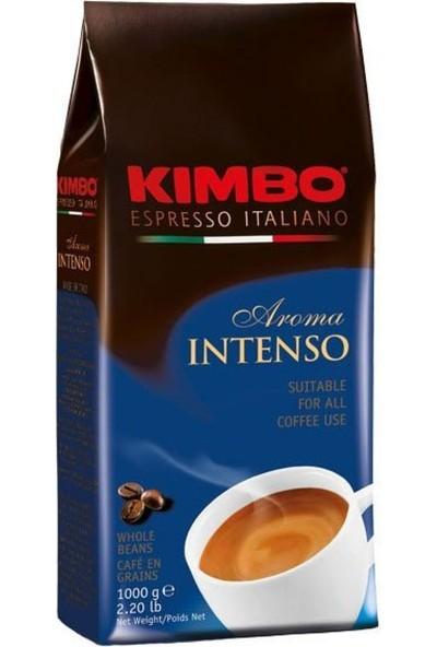 Kimbo Aroma Intenso Çekirdek Kahve(1000 gr)