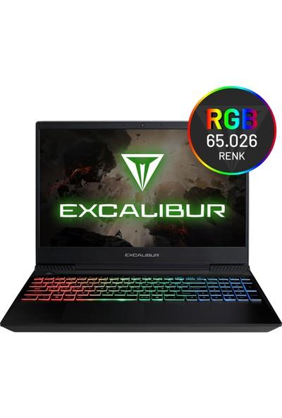 "Casper Excalibur G770.9300-BEH0X Intel Core i5 9300H 16GB 480GB SSD GTX1650 Freedos 15.6"" FHD Taşınabilir Bilgisayar"