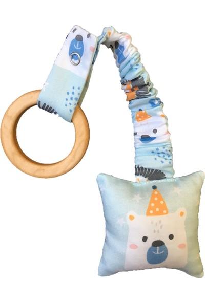 Asu Baby&Kids Forest Organik Diş Kaşıyıcı