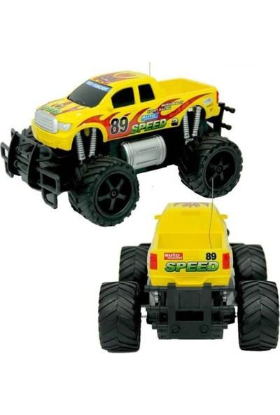 Pasifik Toys Big Wheel Uzaktan Kumandalı Şarjlı Jeep 138 30A