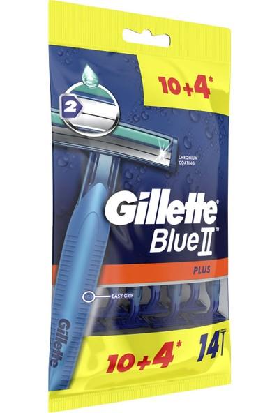 Gillette Blue2 28'li Plus Kullan At Tıraş Bıçağı
