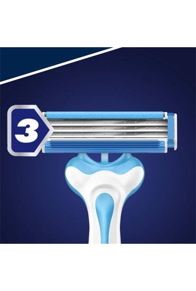 Gillette Blue3 Ice 18'li Kullan At Tıraş Bıçağı
