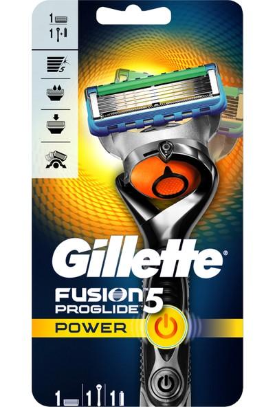 Gillette Fusion Pro Glide Flex Ball Power Tıraş Makinesi