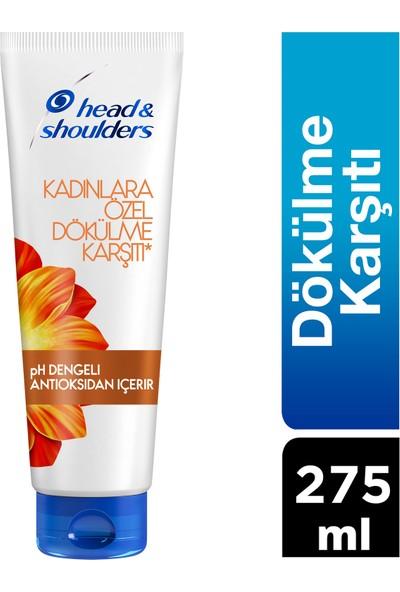 Head & Shoulders Saç Bakım Kremi Kadınlara Özel Saç Dökülmelerine Karşı 270 ml