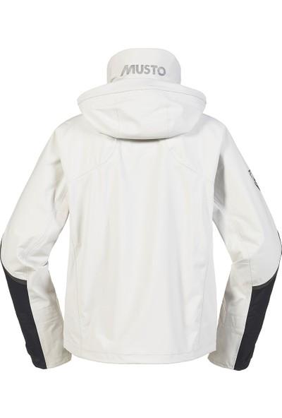 Musto Br2 Race Lite Jkt (MUS.SB0220) Mont Platinium/black Erkek MUS.80754