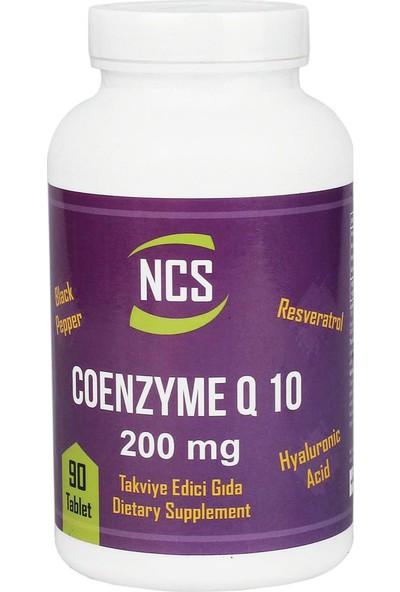 Ncs Coenzyme Q-10 200 Mg 90 Tablet