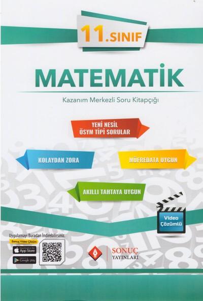 Sonuç Yayınları 11.Sınıf Matematik Modül Set 2020