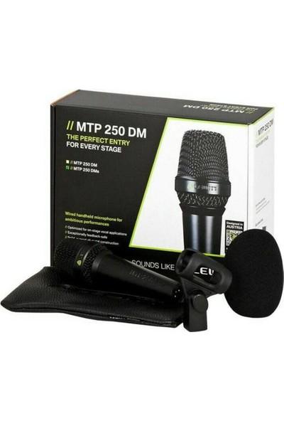 Lewitt Mtp 250 Dms Dinamik Vokal Mikrofon