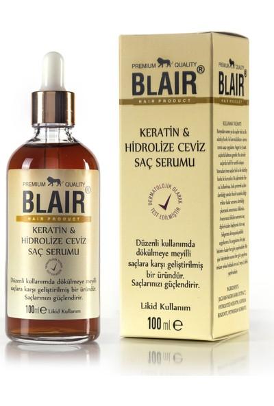 Blair Keratin & Hidrolize Ceviz Saç Serumu